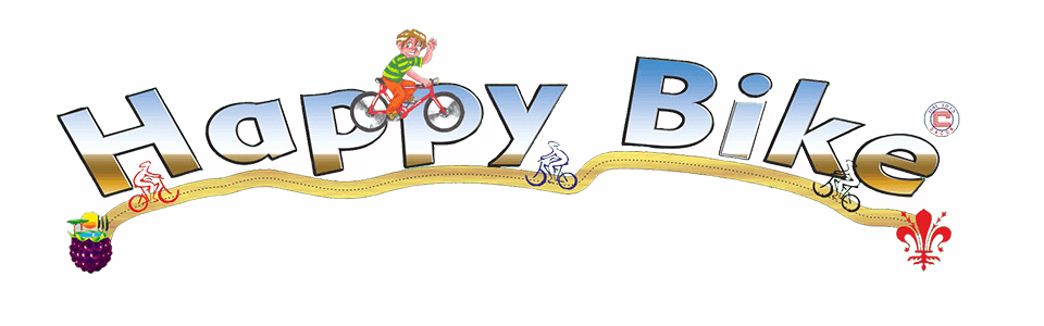 Logo Happy Bike